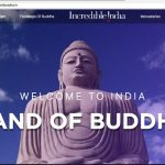 India officially launched first website on Gautam Buddha : www.landofbuddha.in