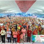 वृंदावन में शुरू हुआ श्रीकृष्ण जन्माष्टमी महोत्सव : 108 श्रीमद् भागवत कथा का शुभारंभ