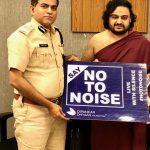 दिल्ली में NoToNoise Campaign शुरू : स्वामी दीपाकंर और दिल्ली ट्रैफिक पुलिस का साझा आंदोलन