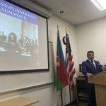 AZERBAIJAN ON MULTIFAITH HARMONY AND PEACEFUL COEXISTENCE