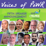 Twelve New Luminaries Will Keynote the 2018 Parliament of the World's Religions