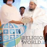 आचार्य लोकेश सैयदना कुतुबुद्दीन सद्भावना पुरस्कार से सम्मानित