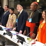 United Nations में महिलाओं और लड़कियों के उत्थान एवं जल के संरक्षण हेतु Global Summit Forum का आयोजन