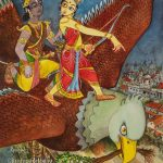 Satyabhama – The warrior wife of Lord Krishna