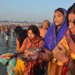 कुम्भ मेला 2019 : पौष पूर्णिमा पर संगम में उमड़ा श्रद्धालुओं का सैलाब