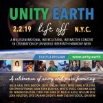 New York Convergence : U-Day Lift Offs organised by Unity Earth in partnership with One Spirit