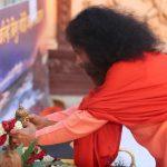 परमार्थ निकेतन में धूमधाम से मनाई गई हनुमान जयंती महोत्सव
