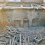 पाकिस्तान में गुरुनानक देव की ऐतिहासिक ईमारत में तोड़फोड़
