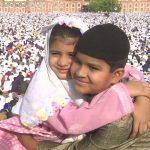 देशभर में मनाया जा रहा है ईद उल फितरका जश्न,मांगी अमन चैन की दुआ