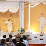 Statue of Rev. Dada J. P. Vaswani's Statueunveiled on June 4
