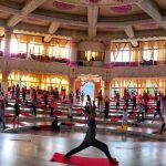Millions World Over Roll Out Their Yoga Mats With The Art Of Living