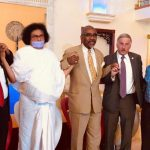 Acharya Dr Lokesh Muni, Political and Community leaders discussed World Issues in New York