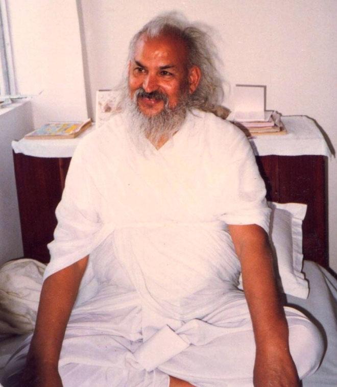 His Holiness Jain Ächärya Sushil Kumarji Mahäräj (Guruji