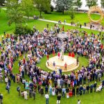 लिंडौ, जर्मनी में 10 वीं शान्ति विश्व सभा का आयोजन : Religion for Peace World Conference of Religions