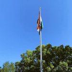 भारत, लंदन से लेकर कनाडा तक भारतीय संतो ने फहराया तिरंगा