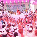 अमन-एकता हरियाली यात्रा का शुभारम्भ