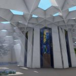 Design concept for the Shrine of 'Abdu'l-Baha unveiled