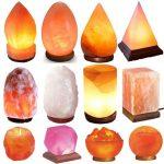 Himalyan Salt Lamp (सेंधा नमक लैंप) के प्रभाव और उपयोग