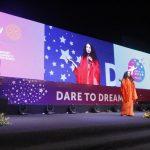 रोटेरियंस वार्षिक कार्यक्रम वर्ष 2019-20 : डाॅ साध्वी भगवती सरस्वती जी ने किया सहभाग
