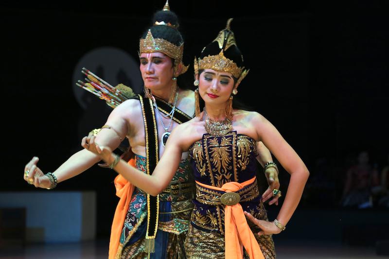 Ramayana Trail : Ramayana in Indonesia Religion World