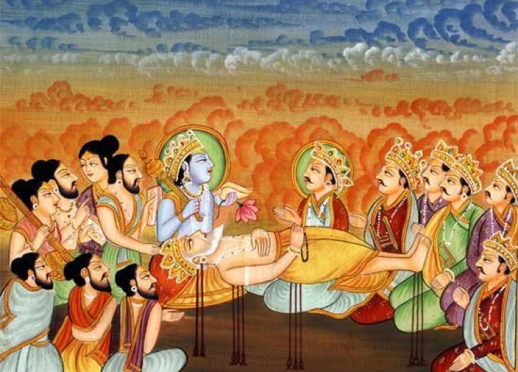 Bhishma Asthtami Remebereing The Noble Soul Of Mahabharatha Religion World