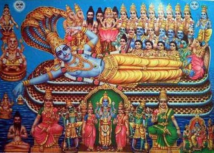 Significance of Dhanurmasam - A Month of Devotion Religion World