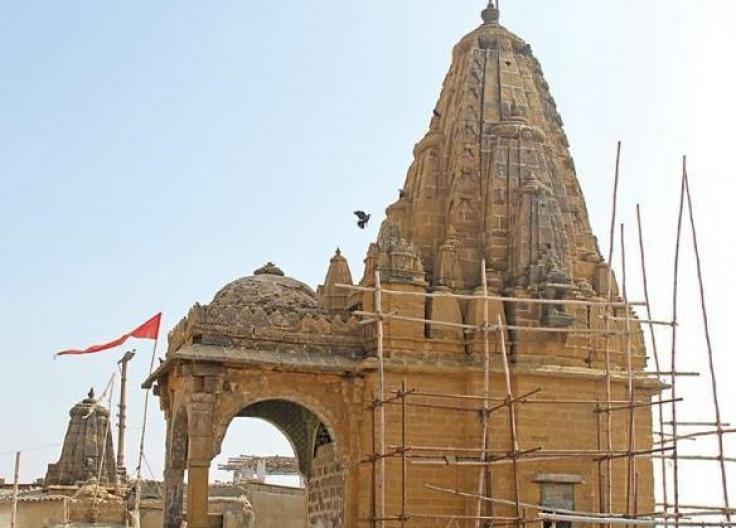Hindu Temples in Foreign Lands : Shri Varun Dev Mandir - Karachi