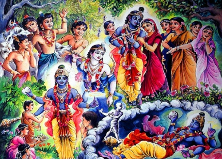 Lord Krishna : A God of All times! Religion World