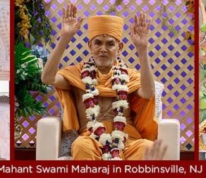 Happy New Year Mahant Swami 21