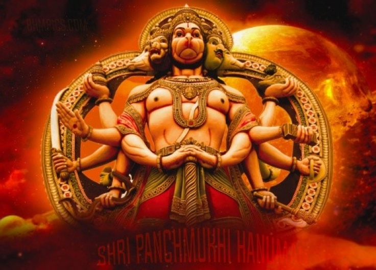 HAN+MAAN = The Real Meaning of Hanuman Religion World